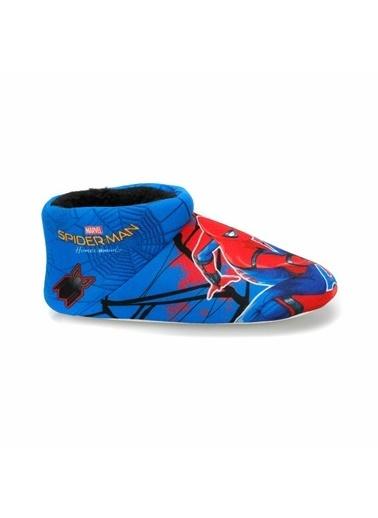 Spider-Man Ev Terlik Lacivert